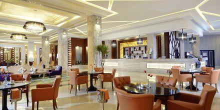 Lobbybar på Albatros White Beach Resort i Hurghada.