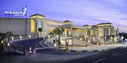 Hotell Albatros White Beach Resort i Hurghada.