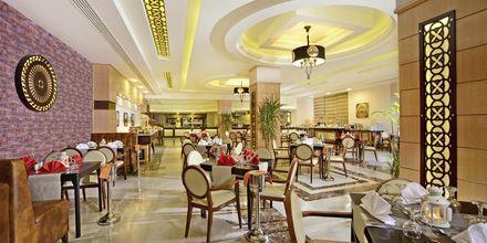 Italienska restaurangen Soprano på Albatros White Beach Resort i Hurghada.