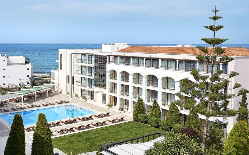 Hotell Albatross Hotel & Spa i Hersonissos på Kreta.