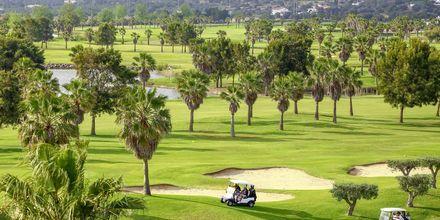 En av de fina golfbanorna på Algarvekusten, Portugal.