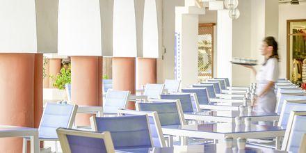 Snackbaren på hotel Aldemar Knossos Royal i Hersonissos, Kreta.