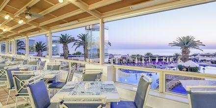 Huvudrestaurangen på hotel Aldemar Knossos Royal i Hersonissos, Kreta.