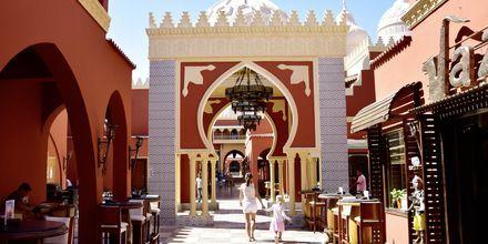 Hotell Alf Leila Wa Leila Waterpark i Hurghada.