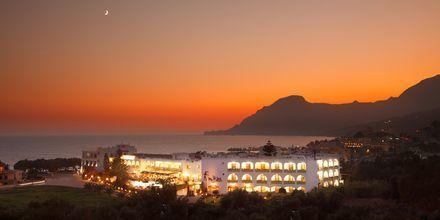 Hotell Alianthos Garden i Plakias på Kreta, Grekland.