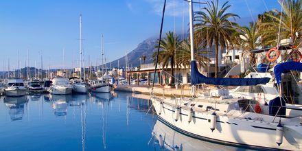 Hamnen i Alicante, Sp