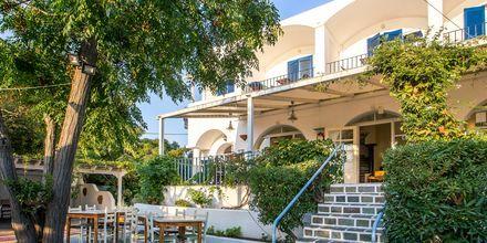 Hotell Alinda på Leros, Grekland.