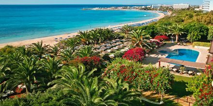 Hotell Alion Beach i Ayia Napa, Cypern.