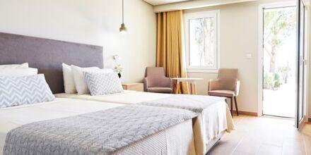 Dubbelrum på hotell Almyra Hotel & Village i Ierapetra på Kreta, Grekland.