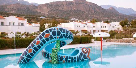Barnpool på hotell Almyra Hotel & Village i Ierapetra på Kreta, Grekland.