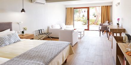 Familjerum på hotell Almyra Hotel & Village i Ierapetra på Kreta, Grekland.