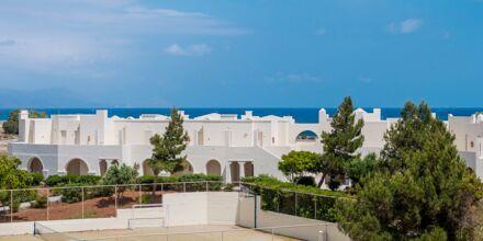 Tennisbana på hotell Almyra Hotel & Village i Ierapetra på Kreta.