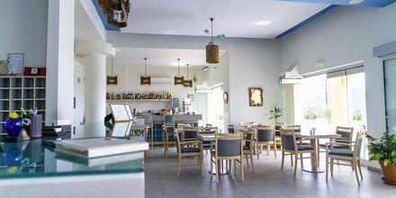 Lobbyn på Almyra Village på Karpathos.
