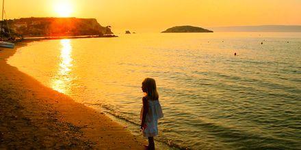 Almyrida på Kreta.