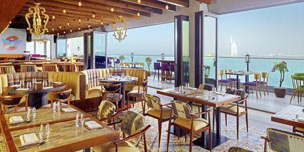 Restaurang Luchador på hotell Aloft Palm Jumeirah, Dubai.