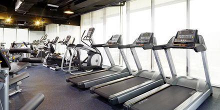 Gymmet Re:Charge på hotell Aloft Palm Jumeirah, Dubai.