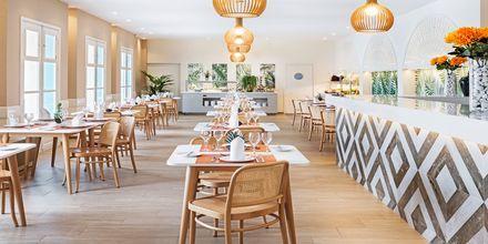 Restaurang Atrium på Alua Suites Fuerteventura.