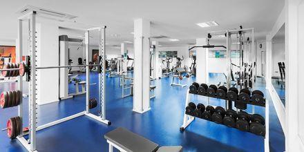 Gym på Alua Suites Fuerteventura.