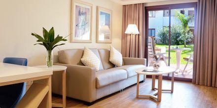 Tvårumssvit på Alua Suites Fuerteventura.