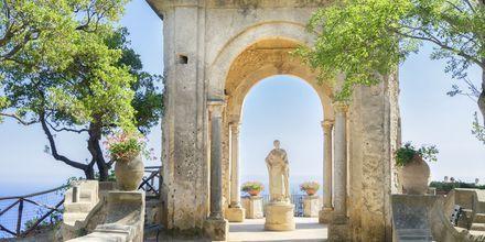 Ravello, Amalfikusten, Italien.