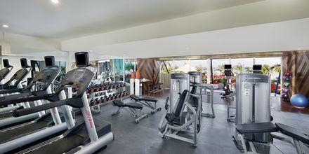 Gym på hotell Amari Galle, Sri Lanka.