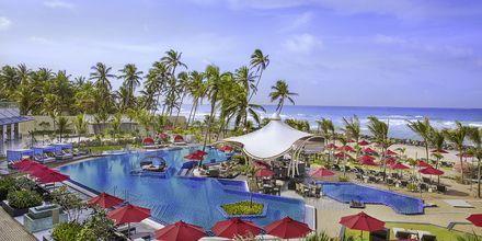 Poolen vid hotell Amari Galle, Sri Lanka.