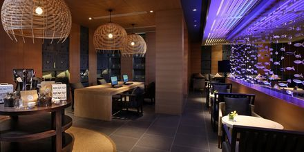 Snackbaren Reef Deli på hotell Amari Hua Hin, Thailand.