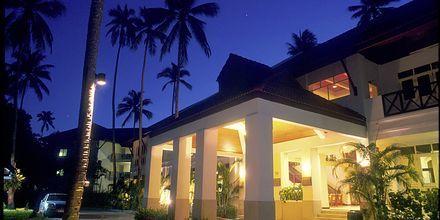 Hotell Amora Beach Resort i Bangtao Beach på Phuket, Thailand.