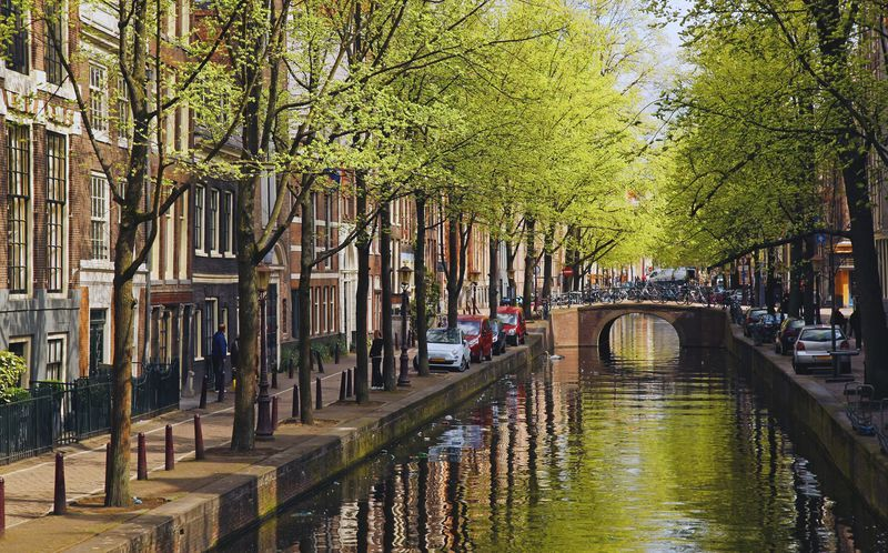 resor till amsterdam från stockholm