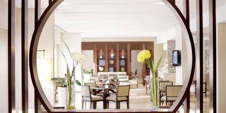 Restaurang på Amwaj Rotana Jumeirah Beach i Dubai, Förenade Arabemiraten.