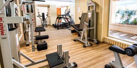 Gym på hotell Anais Summerstar i Agii Apostoli, Kreta, Grekland.