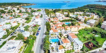 Hotell Anais Holiday i Agii Apostoli på Kreta, Grekland.