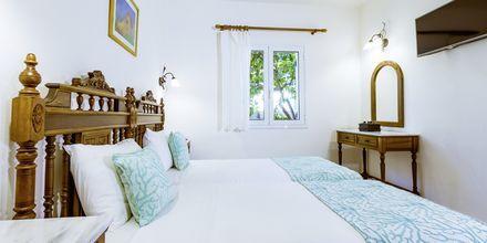 Enrumslägenhet på hotell Anais Summerstar i Agii Apostoli, Kreta, Grekland.