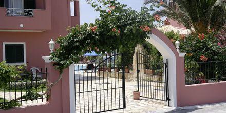 Hotell Anastasia i Agios Georgios på Korfu, Grekland.