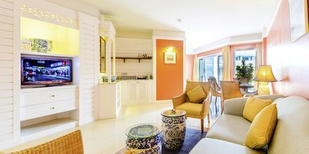Deluxerum på Hotell Andaman Seaview, Phuket, Thailand.