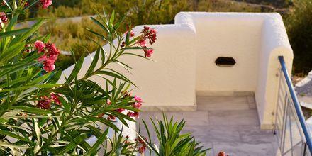Hotell Andromeda i Samos stad, Grekland.