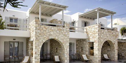 Anemomylos Residence på Paros, Grekland.