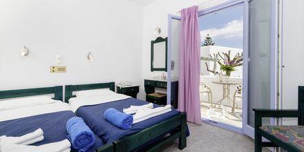 Tvårumslägenhet på Anemomylos Residence på Paros, Grekland.