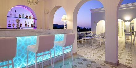 Roof top-baren på Anemos Luxury Grand Resort i Georgiopolis.