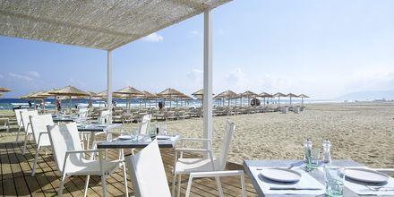 Restaurang Sirocco på Anemos Luxury Grand Resort i Georgiopolis på Kreta.