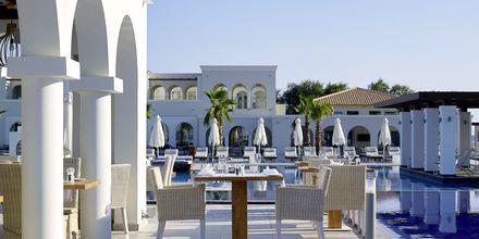 Restaurang Ostria på Anemos Luxury Grand Resort i Georgiopolis på Kreta.
