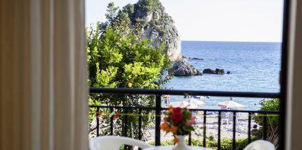 Hotell Angela i Parga, Grekland.