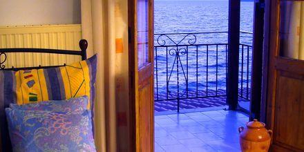 Lägenhet på hotell Anniska i Kardamili, Grekland.