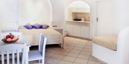 Enrumslägenhet på Anthea Villas, Santorini.