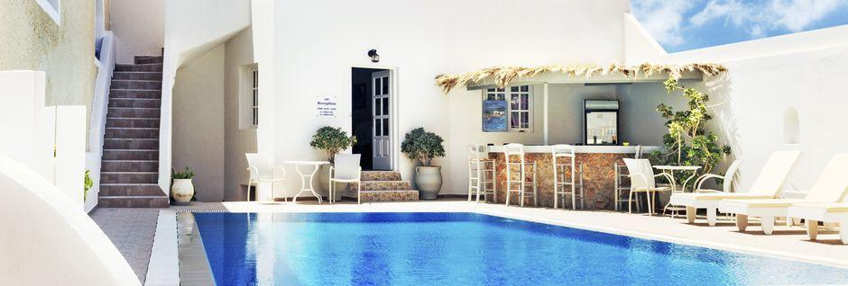 Anthea Villas, Santorini.