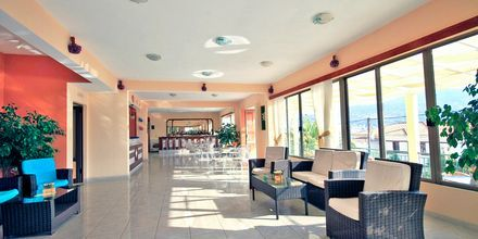 Lobby på Anthemis i Samos Stad.