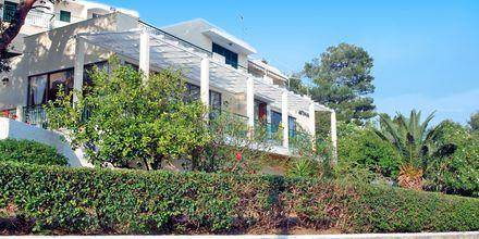 Lägenhetshotell Anthemis i Samos Stad.