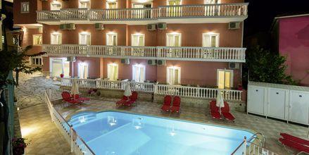 Hotell Antonis i Parga, Grekland.