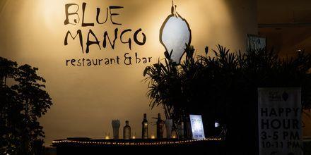 Bar i Ao Nang i Krabi, Thailand.