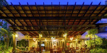 Restaurangen på hotell Aonang Princeville Villa Resort & Spa i Krabi, Thailand.